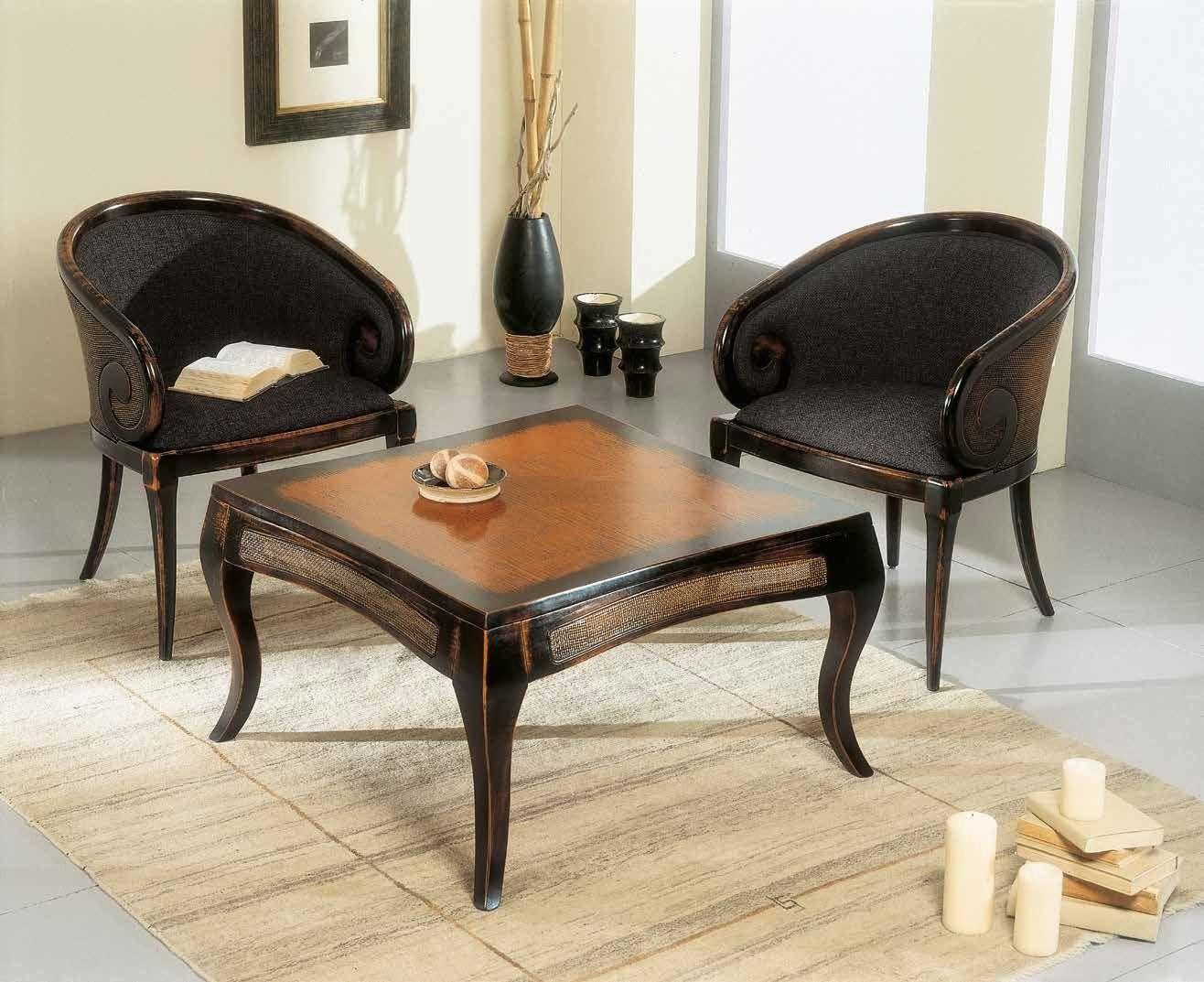 Мебель для гостиной - гостиная raffaello noce/foglia oro - в.