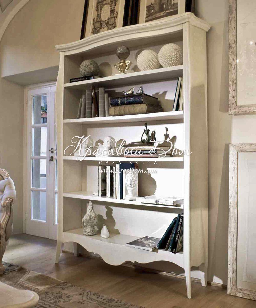Итальянские аксессуары : книжный шкаф venere - итальянская г.