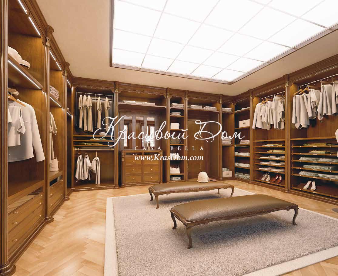 Гардеробные luxury фабрики granducato купить по лучшим ценам.