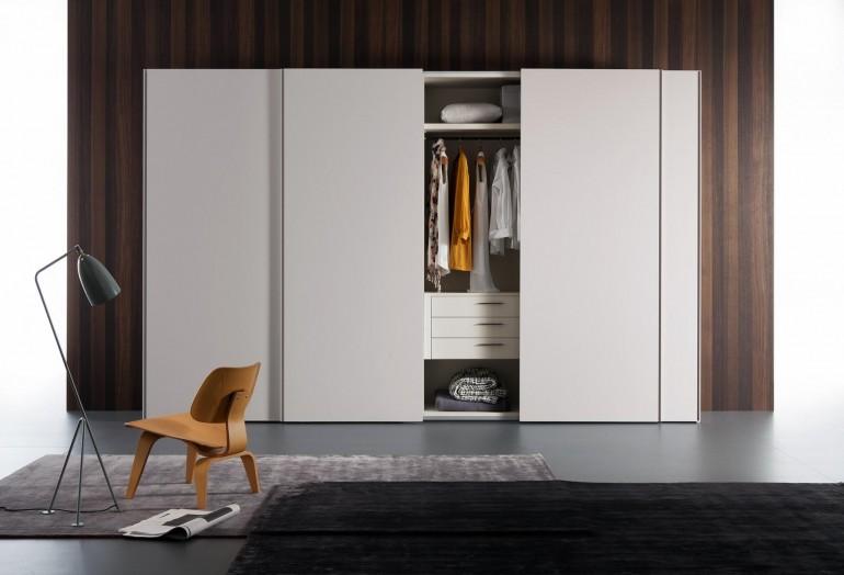 шкаф Rmb061 современный белый шкаф купе с 4 дверками от